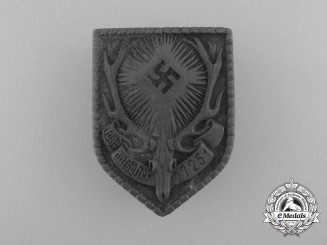 A German Association Gamekeeper's Badge