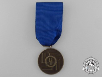 A Waffen-SS Eight Year's Faithful Service Award by Deschler