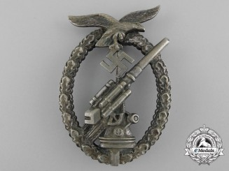An Early Luftwaffe Flak Badge