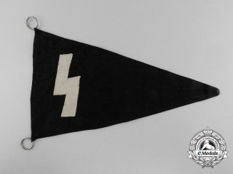 "A DJ ""Deutsche Jungvolk"" (German Youth) Pennant"
