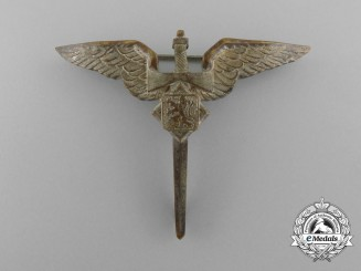 A Czechoslovakian Second War Air Gunner Badge