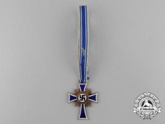 A Bronze Grade Mother's Cross