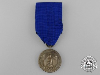 A Wehrmacht Heer (Army) 12-Year Long Service Award