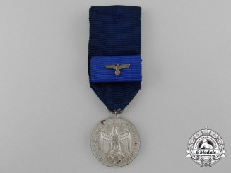 A Wehrmacht Heer (Army) 4-Year Long Service Award
