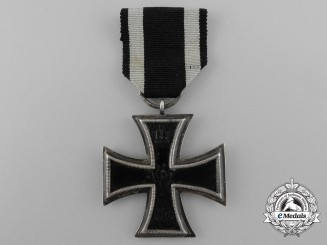 An 1870 Iron Cross Second Class; Marked KO