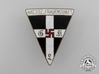 A Nationalsozialistische Frauenschaft Badge