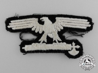 An Italian-SS EM/NCO Volunteer's Sleeve Eagle