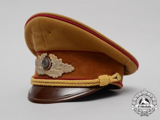 An NSDAP Auslands-Organisation Leader's Visor; Kairo