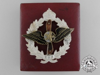 Germany, Luftwaffe. A Member's Badge of the Aero-Modelers Association by C.B.N.