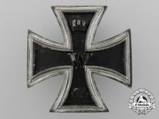 An Iron Cross First Class 1914 to Infantry Regiment 593