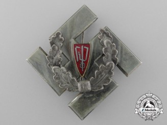 A Scarce Carpathian German Merit Decoration
