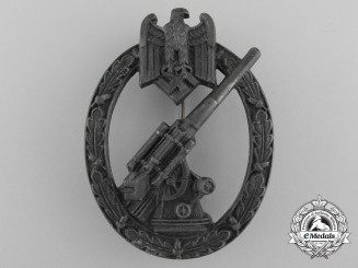 An Army Flak Badge by Steinhauer & Lück