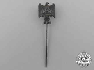 A Reich Chamber of Culture Membership Stick Pin by Deschler & Sohn
