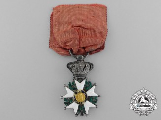 A French Order of the Legion of Honour; Knight, July Monarchy (1830-1848)