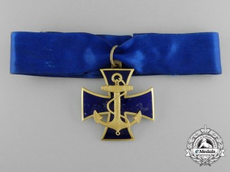 A Finnish Navy Cross; Commander