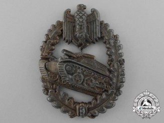 A Second War Panzer Shooting Lanyard Badge