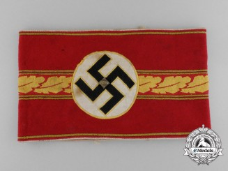 A fine Quality Armband for NSDAP Kreisleiter Armband