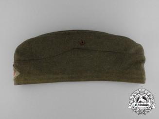 A Pre-Second War Reichsarbeitsdienst Feldmütze Overseas Cap