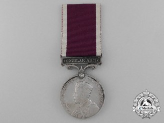 An Army Long Service & Good Conduct Medal to the Royal Engineers