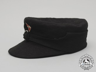 An HJ Winter Field Cap by Peter Kupper