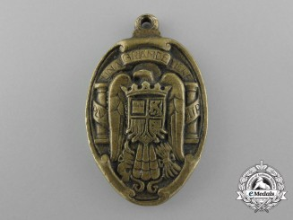 An Unknown Franco Period Spanish ID Badge