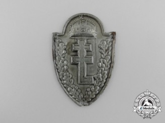 A Hungarian Levente Badge