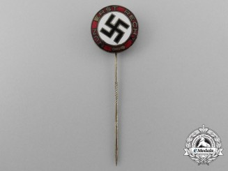 "An Early ""Now More Than Ever"" NSDAP Party Member's Stick Pin"