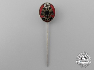 A Rare Association of Office Employees Membership Stick pin