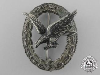 Germany, Luftwaffe. An Air Gunner's & Flight Engineer's Badge, by Assmann