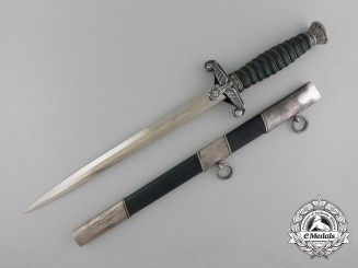 A  Land Custom Official Dagger by WKC