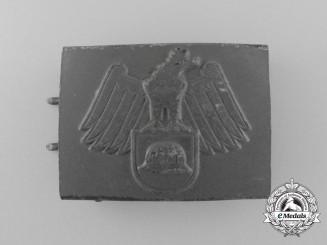A Der Stahlhelm Veteran's Organization Member's Belt Buckle
