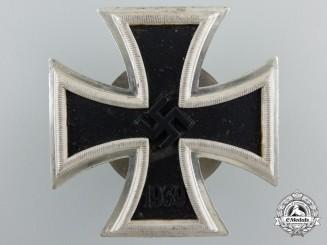An Iron Cross First Class 1939 by C. F. Zimmermann