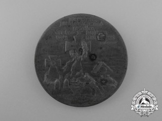 A First War German Imperial Medal to the Fallen 1914-1917