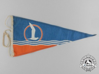 A Dutch National Youth Storm (Nationale Jeugdstorm = NJS) Pennant