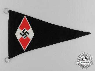 A General Mädelschaft/Jungmädelschaft Pennant