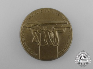 A 1936 Magdeburg Inauguration of the SA Memorial Badge