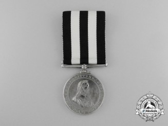 A Service Medal of the Order of St. John