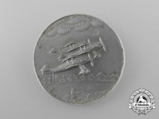 A 1935 German Flyers Talisman Medal