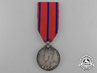 A Coronation (Police) Medal 1911 to Private G. Privett; St. John Ambulance Brigade