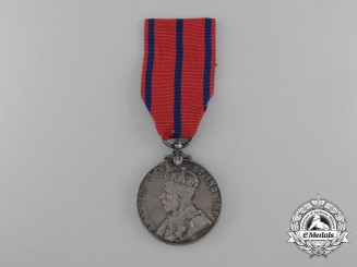 A Coronation (Police) Medal 1911 to Private J.T. Sadler; St. John Ambulance Brigade