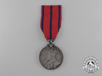 A Coronation (Police) Medal 1911 to Private J.T. Sadler; St. John Ambulance Brigade