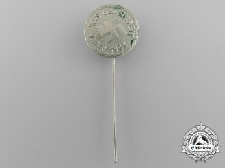 "A 1933 National Socialist ""Day of Labour"" Stickpin"