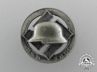 A National Socialist Front-Fighter's Association Membership Stickpin