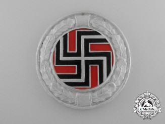 A Second War Badge of the Wehrmacht Croatian Regiment