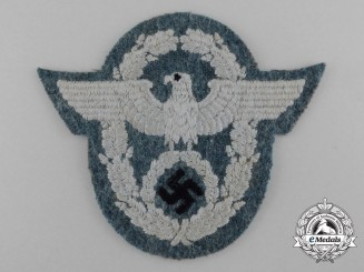 A Mint Second Pattern Police Administration Beamte NCO's Sleeve Eagle