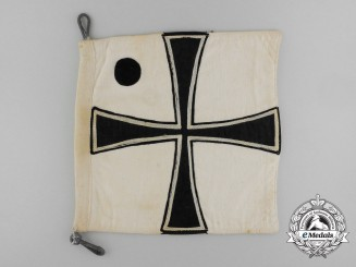 Germany, Kriegsmarine. A Vice Admiral's Flag (Vizeadmiralsflagge)