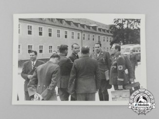 An Unpublished Private Photograph of Rudolf Hess