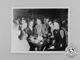 An Unpublished Private Photograph of an SA Dinner