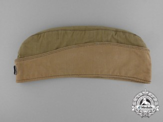 A Luftwaffe Afrika Korps Overseas Enlisted Man's Side Cap