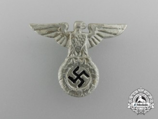 An NSDAP Small Political Cap Eagle; Early Pattern by Overhoff & Cie